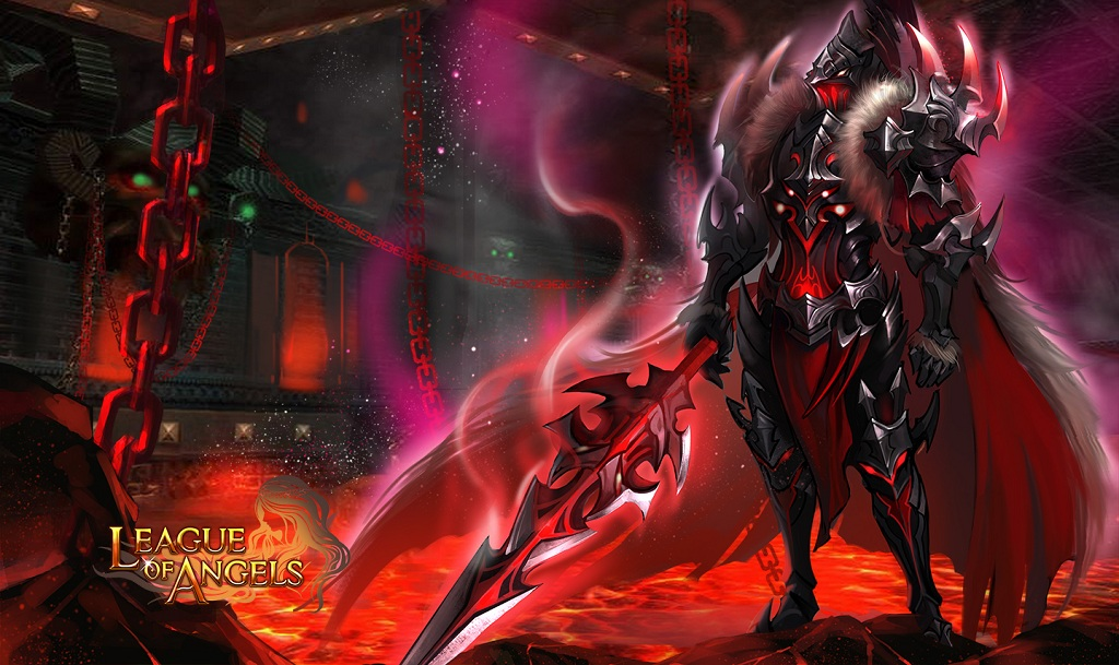 League of angels 2014 most anticipated free to play mmorpg - Free evil angel pictures ...