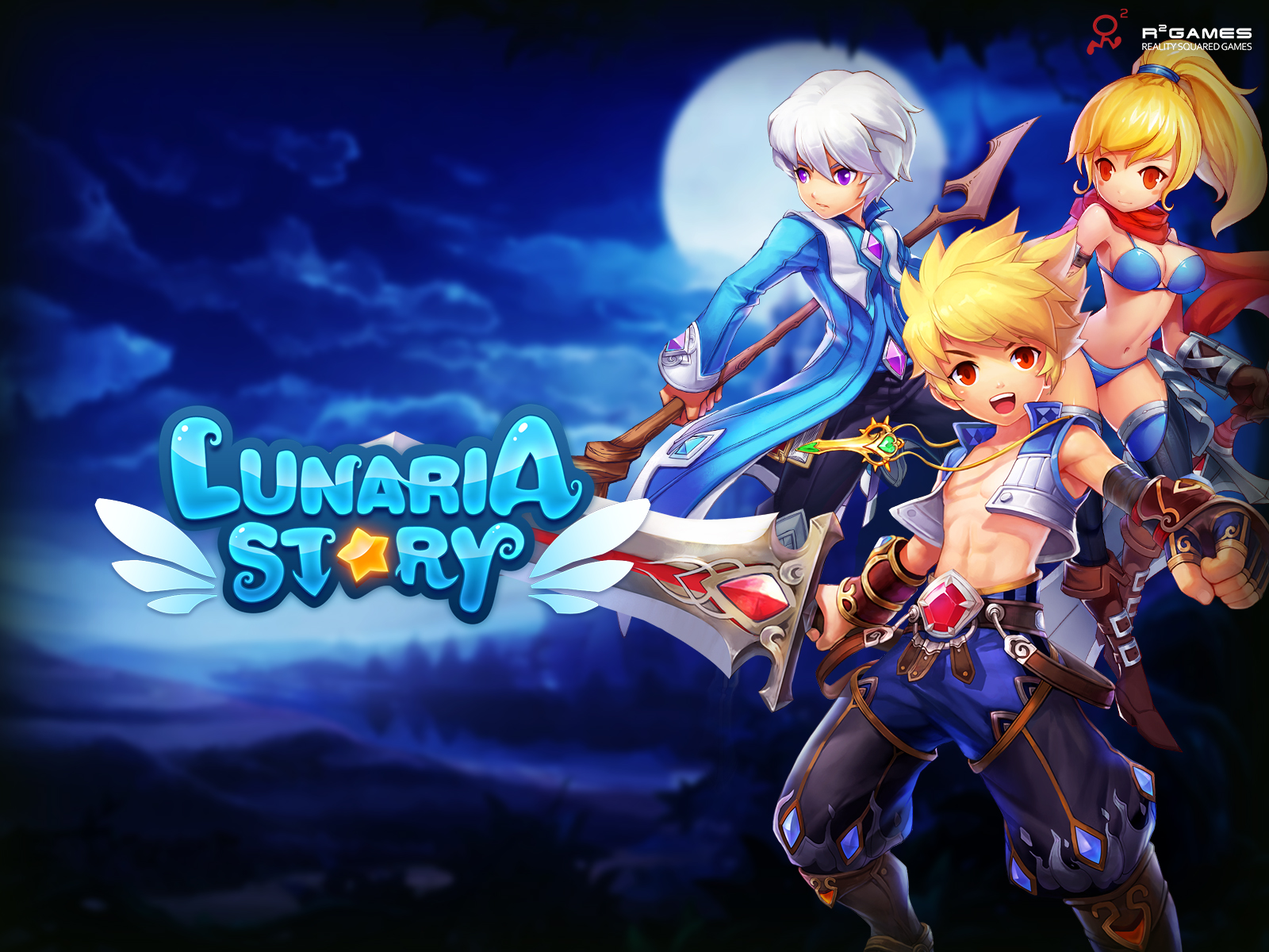 Lunaria Story Official Site