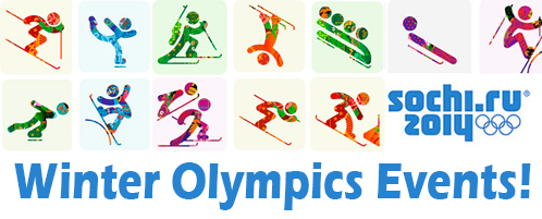 Winter Olympics Events