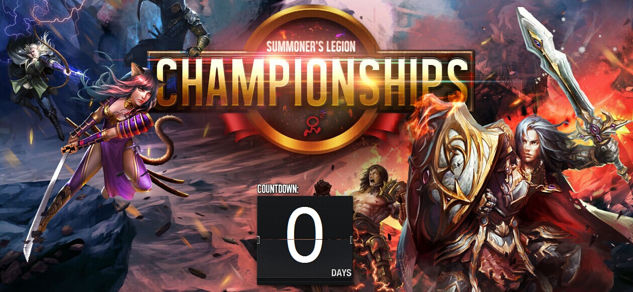 Summoner's Legion Championships – Day 1