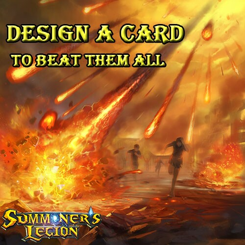 [Event] Design a Card to Beat Them All!