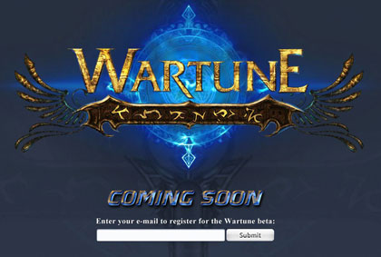 Wartune is almost here! Get something FREE now!