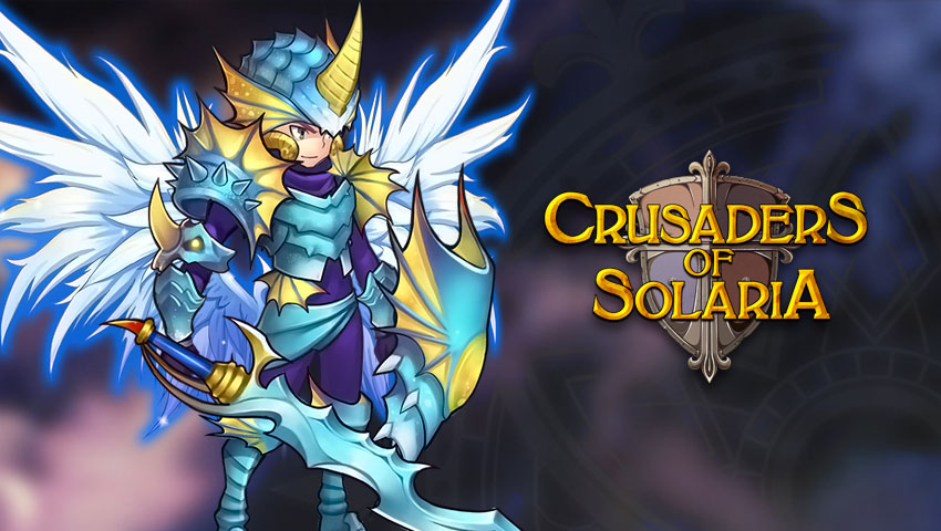 Crusaders of Solaria Maintenance 11/26 @ 02:00 EST!